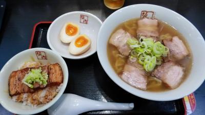 ANAの旅作利用で行く、東京2泊3日の旅【泊まったホテル周辺食事場所&コンビニなどと、喜多方ラーメンの夕食と千疋屋のデザート編】