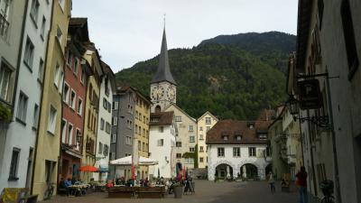 海外一人旅第15段はスイスの魅力に癒される旅 - 4日目(クール)