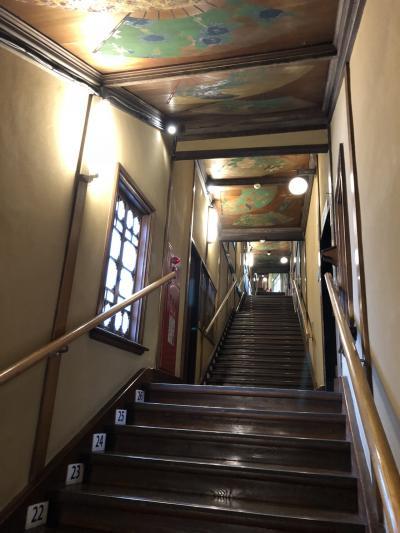 雅叙園東京の百段階段見学ツアー