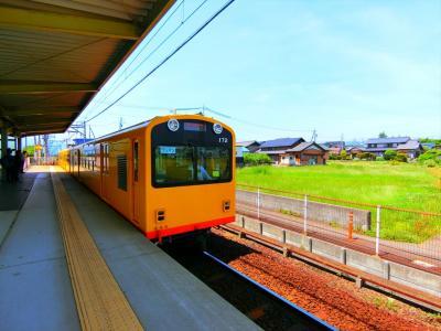2018年 5月 三重県 桑名市 三岐鉄道北勢線