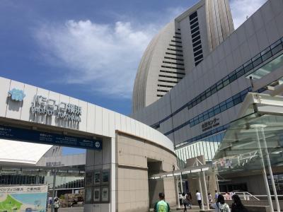 パシフィコ横浜で韓国ミュージカル180506