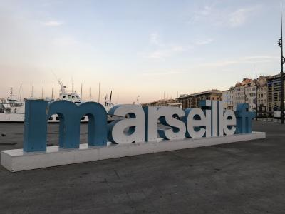 初の海外出張@マルセイユ