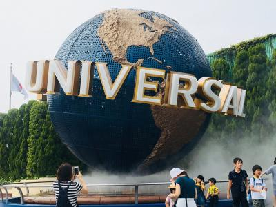 ユニバーサル・スタジオ・ジャパン™プレミアム<貸切ナイト>からの大阪観光