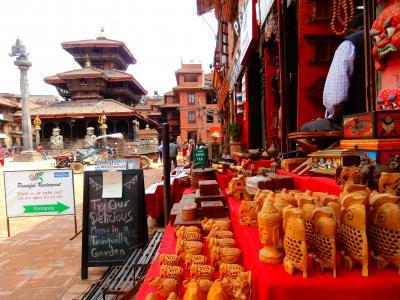 オヤジ、ネパールは雨とホコリでタジタジでした(ナガルコット編) No5