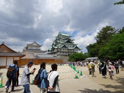 新発見。名古屋城。