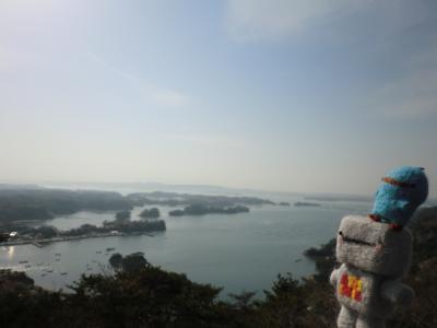 仙台から松島へドライブ