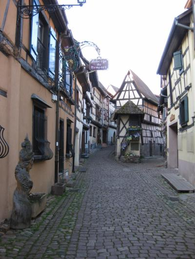 2018年 アルザス・スイス・南ドイツの旅 ⑤エギスハイム