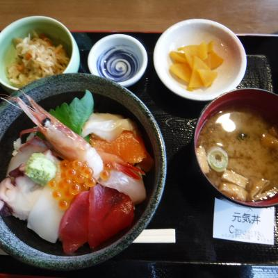 仙台から石巻の元気市場と石ノ森漫画館へドライブ