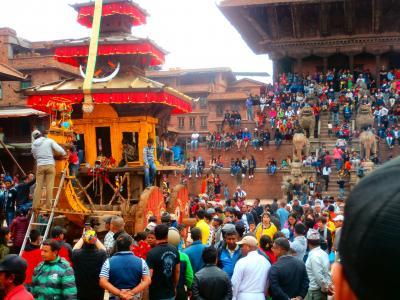 オヤジ、ネパールは雨とホコリでタジタジでした(チャング・ナラヤン編) No6