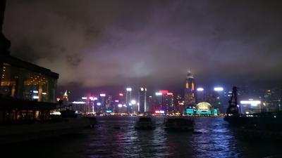 2018年の旅行は香港からスタート♪
