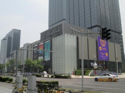 上海GALA MALL尚悦湾広場・オープン・銀城路
