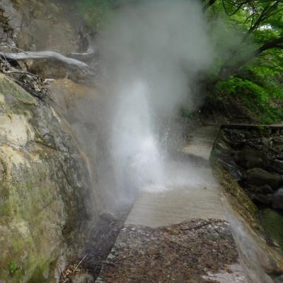 仙台からバイクで鳴子ダムと鬼首温泉へドライブ