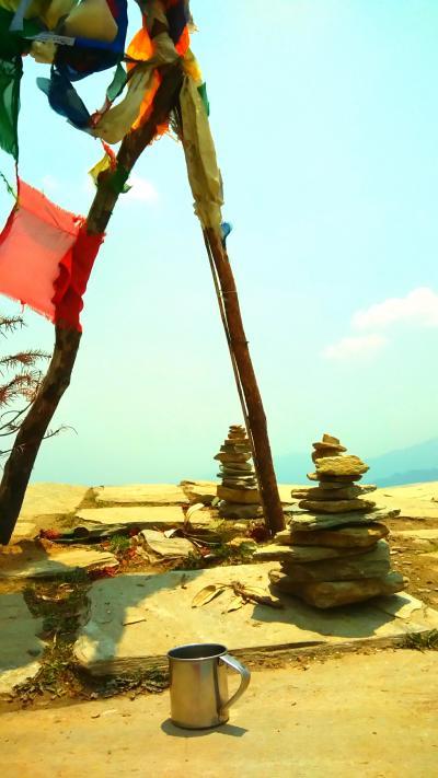 ヒマラヤ山脈まで直線で20km圏内②