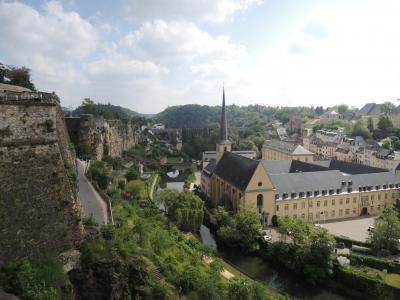パリ出張 ☆ ついでにルクセンブルク & シャルトルも行っちゃいました。