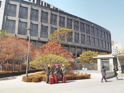 アシアナ航空で行くJWマリオット東大門に泊まる2泊3日の韓国旅☆チーズタッカルビ