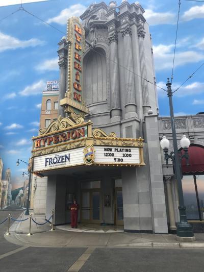 2018年GW LA &アナハイム旅行記④ 3日目 メルローズ街歩きと待望のアナハイム!