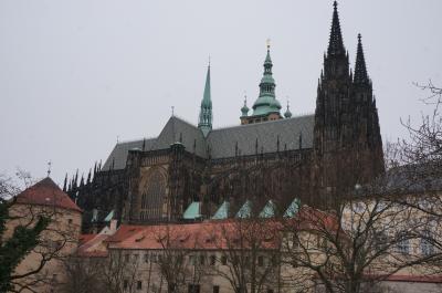 オーストリア(ウィーン)、チェコ(プラハ、チェスキークルムロフ)7日間 <4>