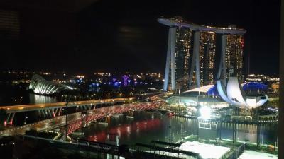 「ちょっといいホテルに泊まるとよ!」81歳の母と行く初・シンガポール
