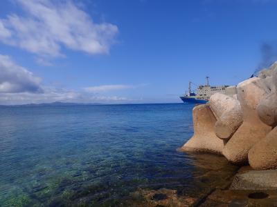 沖縄2018初夏(7)どこまでも青い夏の美ら海を愛でながらリゾート街道を本部(もとぶ)へ