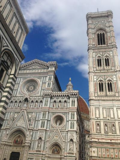 イタリア旅行2018夏 5日目(Firenze)