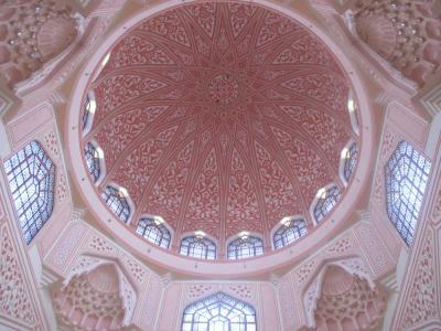 マンダリンオリエンタルに泊まるクアラルンプール旅(5)5日目 ブルーモスク ピンクモスク