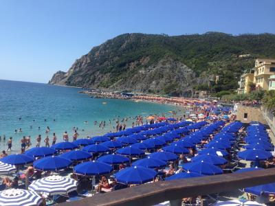 イタリア旅行2018夏 6日目(Monterosso Al Mare)