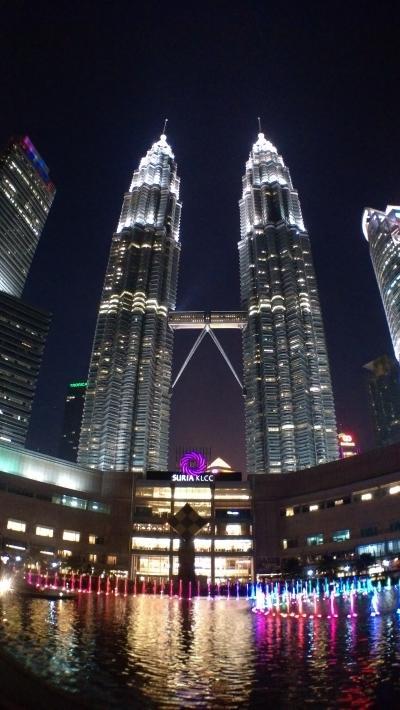 ビジネスクラスで行くアジア5か国周遊の旅-その3-