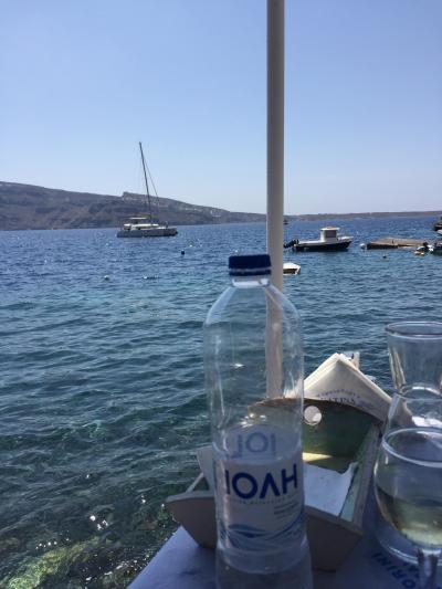サントリーニ島でハネムーン(4) イア最終日~アテネ