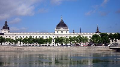 フランス・6都市めぐり 12   リヨン2 (完)