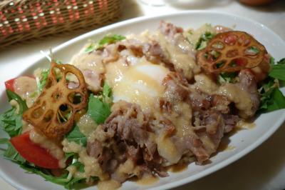 20180524-1 門前仲町 イベリコ・バル スペインバルのイベリコ豚丼