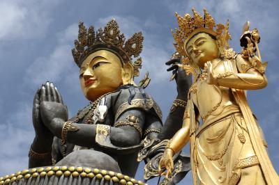 東チベット ゴロク・アバの旅(9)~チクディル3 ダロン・ゴンパ(徳合隆寺)~