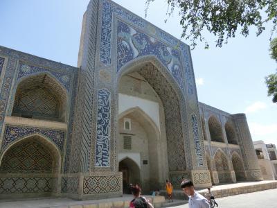 ビザなし渡航で平和で安全なウズベキスタンへ行く。その壱(ブハラ編)