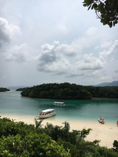 小浜島と石垣島旅行  最終日