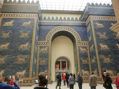 2018GW ドイツ03:ベルリン 世界遺産博物館島 ペルガモン博物館