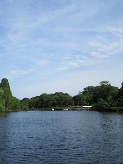 井の頭公園と吉祥寺