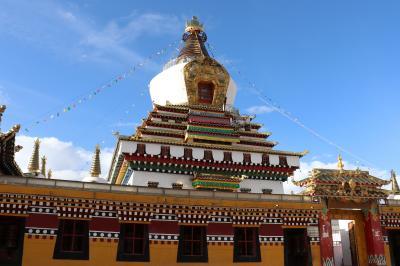 東チベット ゴロク・アバの旅(10)~ンガワ1 セー・ゴンパ、キルティ・ゴンパ~