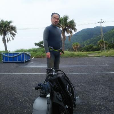 屋久島 海亀との出逢い