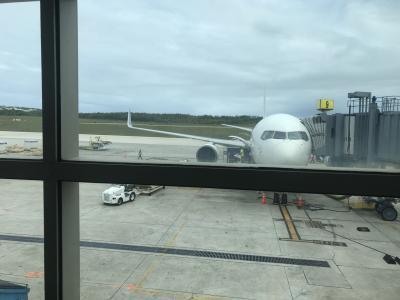 【ヒルトングアム】初めてのグアム旅行 4泊5日  1日目