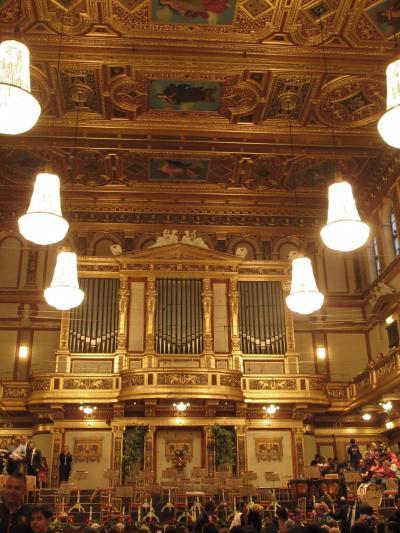 中欧一人旅☆ウィーン2日目☆ベルヴェデーレ宮殿でクリム ト&黄金のホールでウィーン文化を堪能