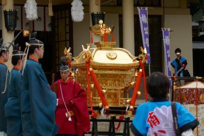 5年ぶりの開催「楠公さん」武者行列