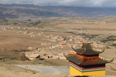 東チベット ゴロク・アバの旅(11)~ンガワ2 ナルシ・ゴンパ、トクデン・ゴンパ~