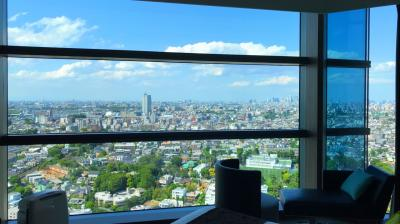 二子玉川エクセルホテル東急 (1) コーナーツイン(36.8㎡)