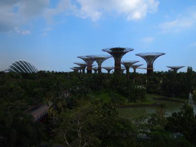 詰め込み!! シンガポール完全網羅の旅