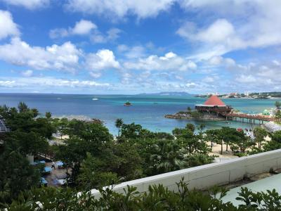 初めての沖縄家族旅行~ルネッサンスでリゾート満喫~