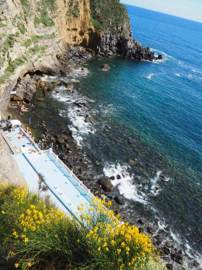 2018 5月 イタリア サレルノ・イスキア・ナポリ・ローマの旅 ~その2 イスキア島 前半~