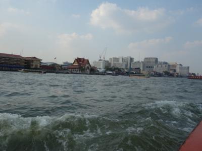 2018 父子2人旅 ~ バンコク ~ チャオプラヤ川を船の終点まで遡ってみました ~ パタヤからの日帰り旅 ~