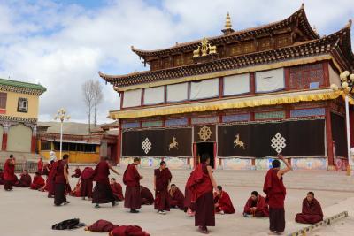東チベット ゴロク・アバの旅(12)~ンガワ3 デゲ・ゴンパ、ゴマン・ゴンパ、スワ尼僧院~