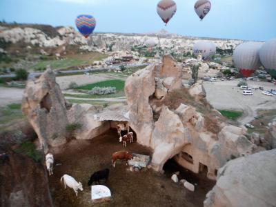 トルコの楽しみ方:前編~絶景カッパドキアを巡る女子旅モデルコース~