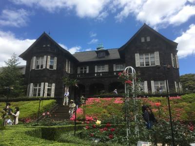 2018年5月 都立9庭園を廻る① 旧古河庭園