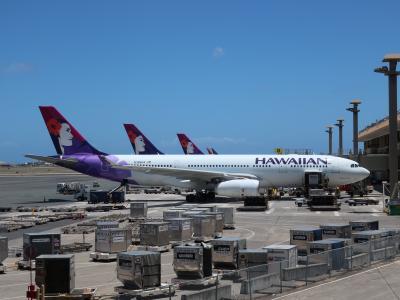 ハワイアン航空エコノミークラスで行く、週末2泊4日弾丸ハワイ!短期間でも充分楽しめました。